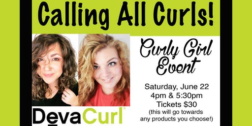Curly Girl Event