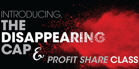Profit Share + Disappearing Cap  tickets