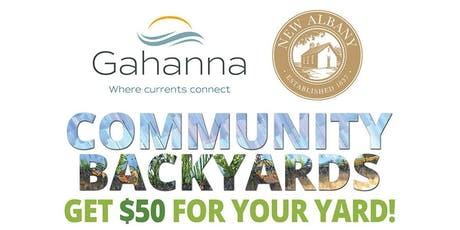 Gahanna/New Albany Community Backyards tickets