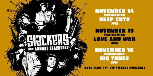 The Slackers Night Two