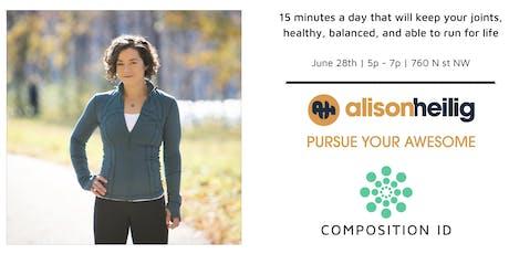 Seminar with Alison Heilig tickets