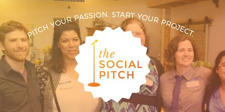 The Social Pitch tickets