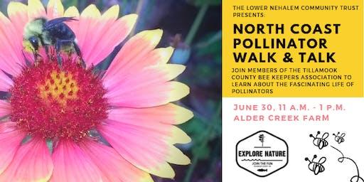 North Coast Pollinator Walk and Talk