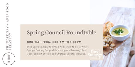 Food Strategy Spring Council Roundtable  tickets