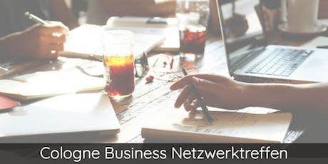 CBN - Cologne Business Netzwerktreffen Tickets