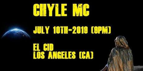 Chyle MC tickets