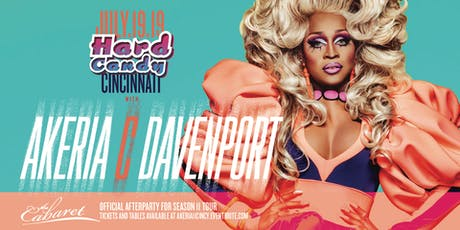 Official Season 11 Tour Afterparty with Akeria C Davenport tickets