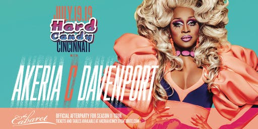 Official Season 11 Tour Afterparty with Akeria C Davenport