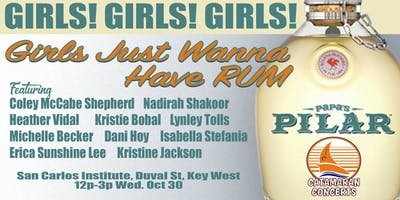 Girls Just Wanna Have Rum