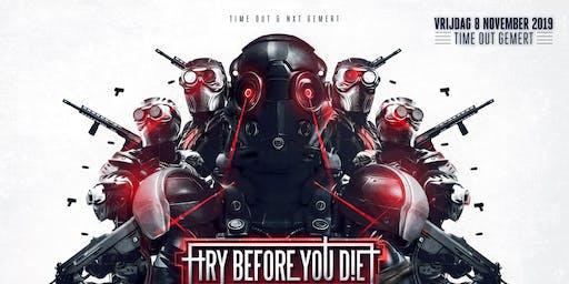 Try Before You Die 2019
