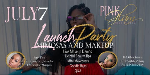 Pink Glam Launch Party