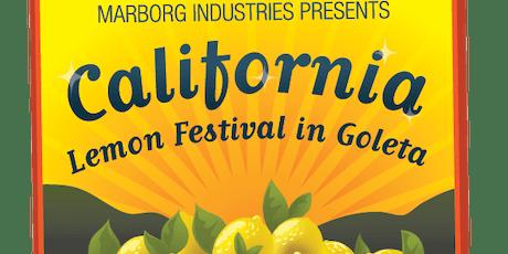 PRE-SALE 2019 Lemon Festival Activity Wristband tickets