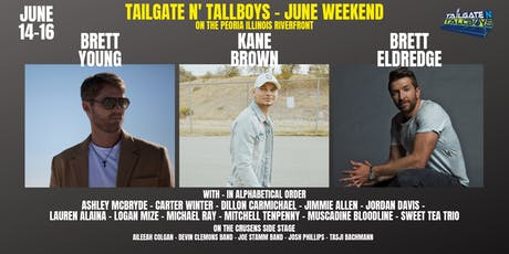 Tailgate N' Tallboys - June Weekend tickets