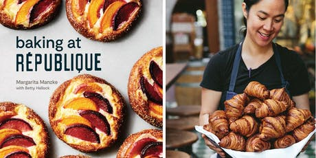 Baking at République Cookbook Launch tickets