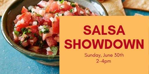 Salsa Showdown