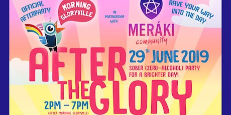 After The Glory - Official Morning Gloryville Afterparty tickets