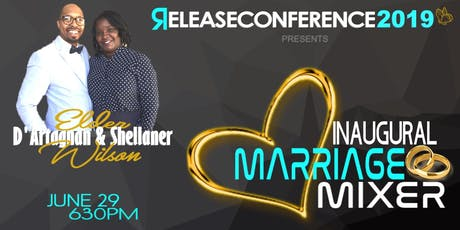Marriage Mixer  tickets
