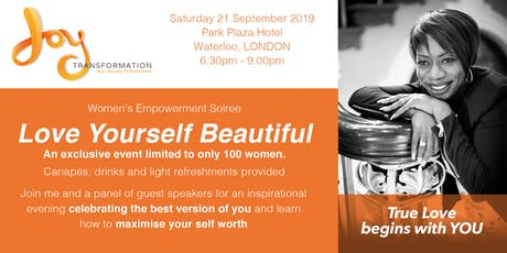 Womens Empowerment Soiree 'Love Yourself Beautiful' tickets