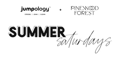 Jumpology Summer Saturdays at Pinewood Forest tickets
