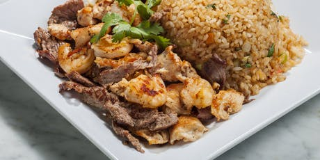 Happy Hour at Hibachi Grill tickets