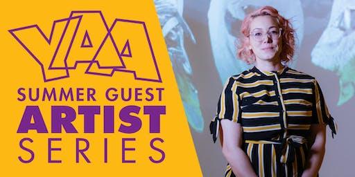 Summer Guest Artist Series | Jen Clay