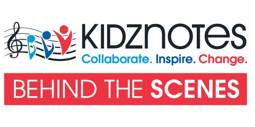 Kidznotes Behind the Scenes - Raleigh (Morning)