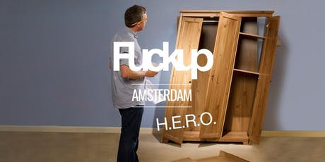Fuckup Nights Amsterdam #18 tickets