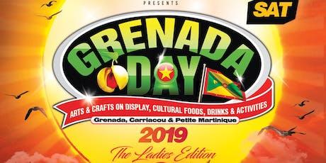 Grenada Day 2019 - 13th Annual tickets