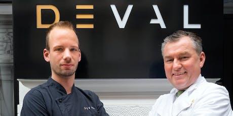 Haubenkoch Toni Mörwald zu Gast @DEVAL Tickets