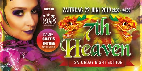 7th Heaven - The Saturday Night Edition tickets