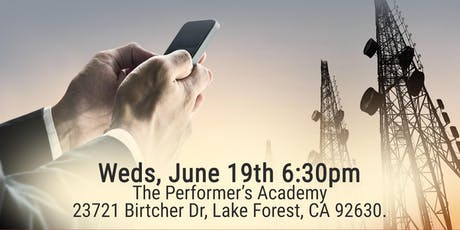 Wireless Radiation: Keeping Safter in a Wireless World tickets