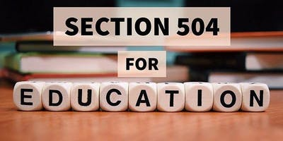 Section 504 and Students with Disabilities