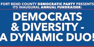 DEMOCRATS & DIVERSITY:  A DYNAMIC DUO