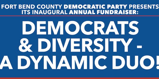 DEMOCRATS & DIVERSITY:  A DYNAMIC DUO