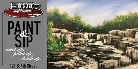 Paint & Sip | Tuttle Falls tickets