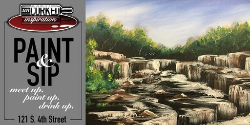 Paint & Sip | Tuttle Falls