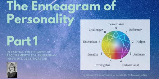 The Enneagram of Personality, Part 1