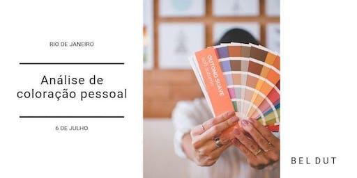 Análise de Coloração Pessoal