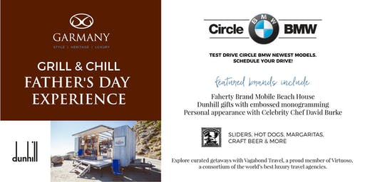 Grill & Chill Father's Day Experience