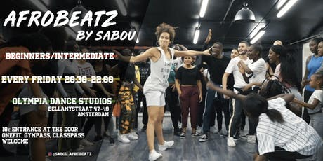 Afrobeatz by Sabou! billets