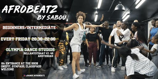 Afrobeats classes in Amsterdam!