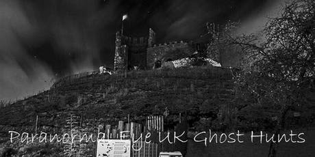 Dudley castle Ghost Hunt Paranormal Eye UK  tickets