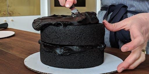 Ovenly Studio ONE54: Intro to  Cake Decorating