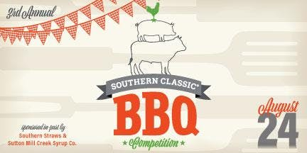 3rd Annual Farmview Southern Classic BBQ Competition Tasting Tickets