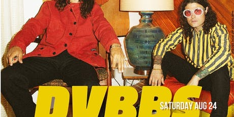 DVBBS tickets
