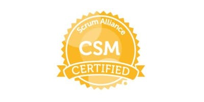Certified ScrumMaster® (CSM®) by Ilker Demirel, Certified Scrum Trainer® (CST®) 3 Tage