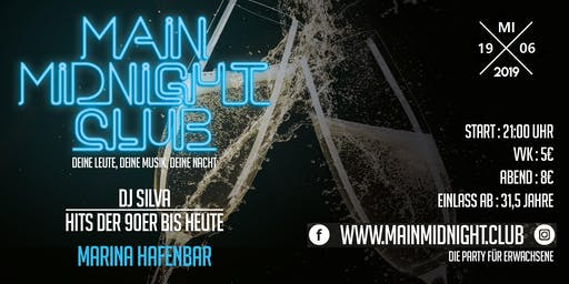 MAIN Midnight CLUB Vol. 7 (Ü 31,5 Jahre)