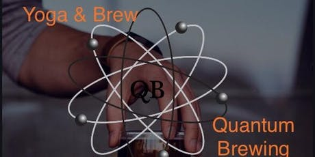 YOGA and BREW presented by Quantum Brewing and Kristiana_Namaste tickets