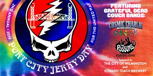Port City Jerry Day featuring Grateful Dead Cover Bands