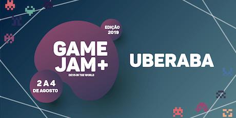 Game Jam + 2019 (Uberaba) ingressos